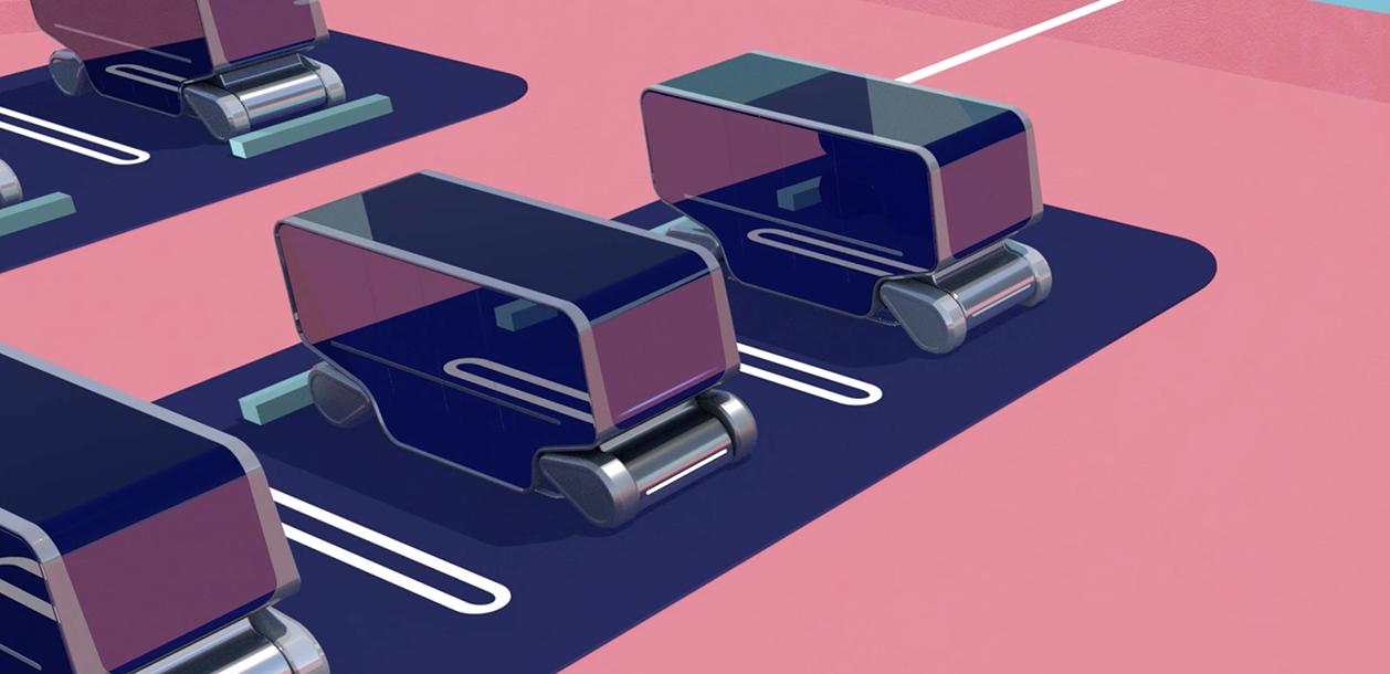 charging an EV fleet