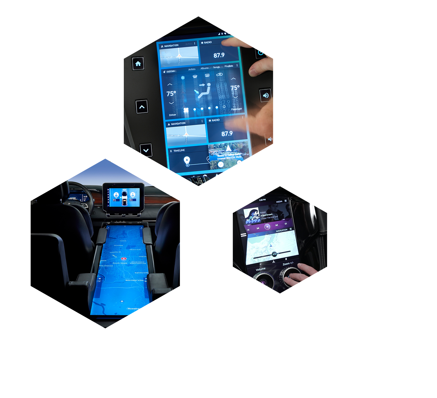 Infotainment and Connectivity Products