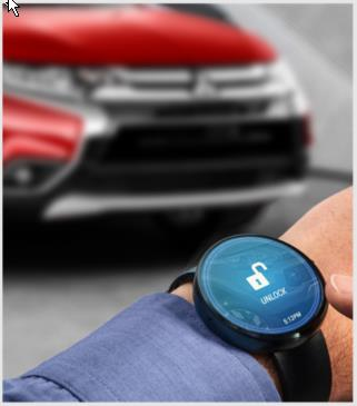 biometric wearable unlocking car