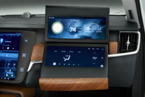 MEAA Infotainment - User Experience