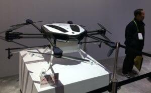 yamaha drone