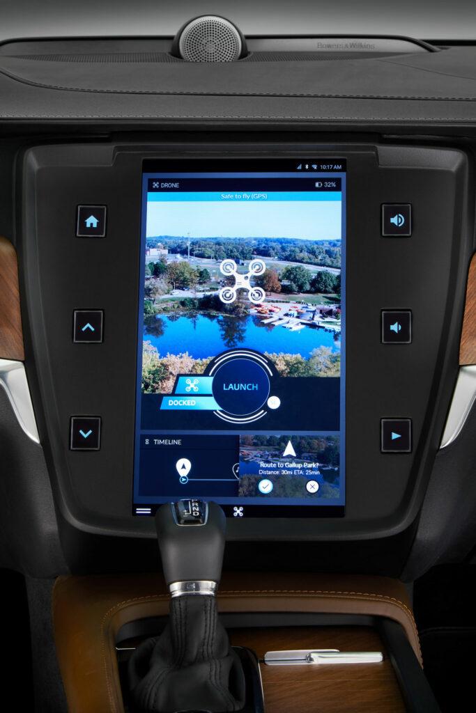 FlexConnect.AI Drone-assisted parking
