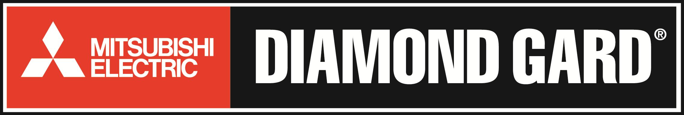 Mitsubishi Electric Diamond Gard Logo